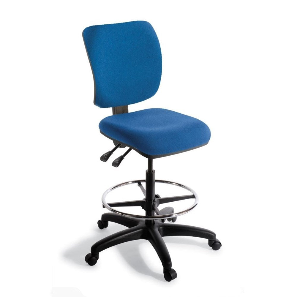 Highrise Office Task Chair with Footring