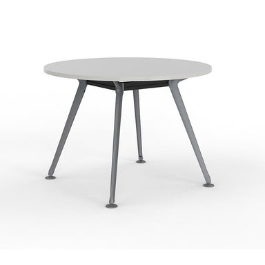 Team Round Table 1200 Silver Base