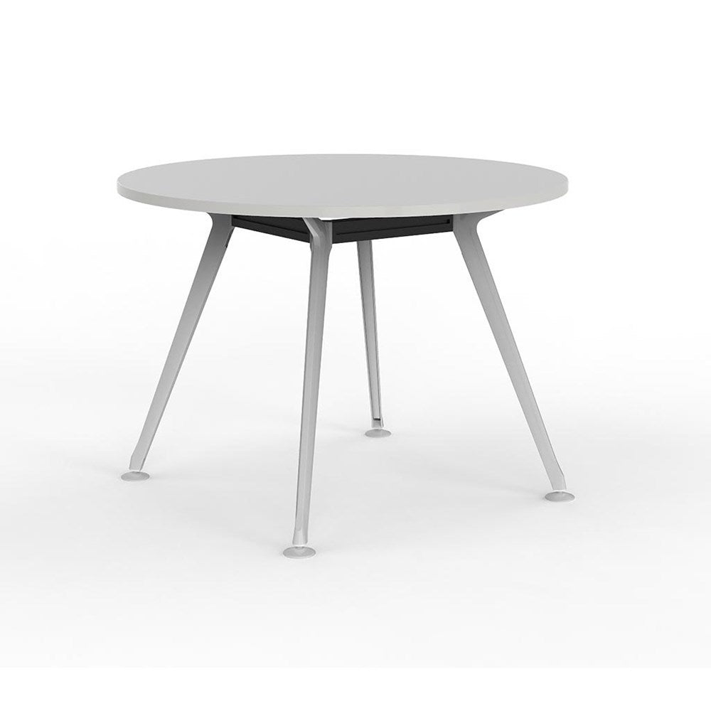 Team Round Table 1200 White Base