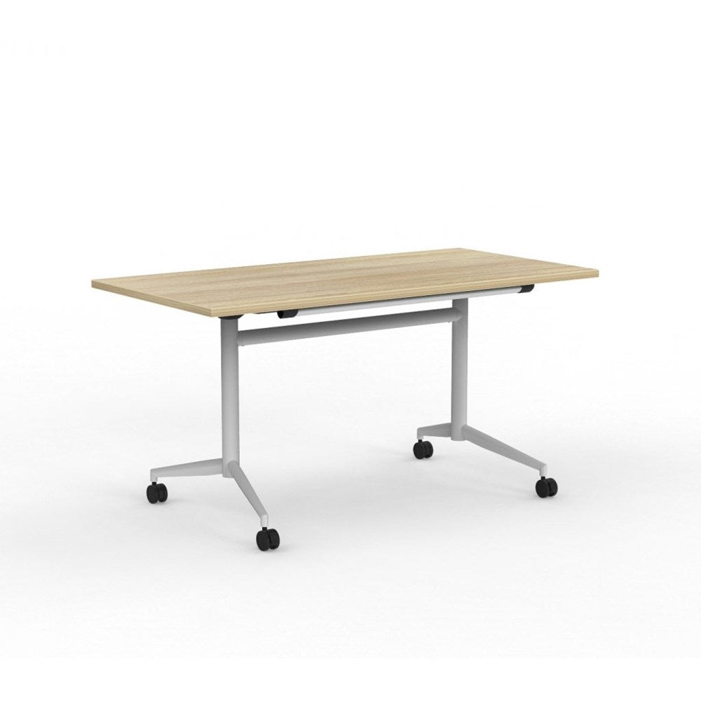Team Flip Table 1400 White Base