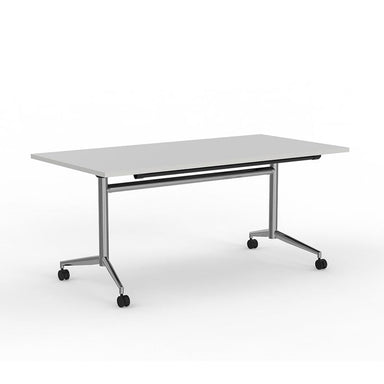 Team Flip Table 1600 Chrome Base