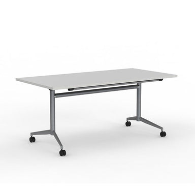 Team Flip Table 1600 Silver Base