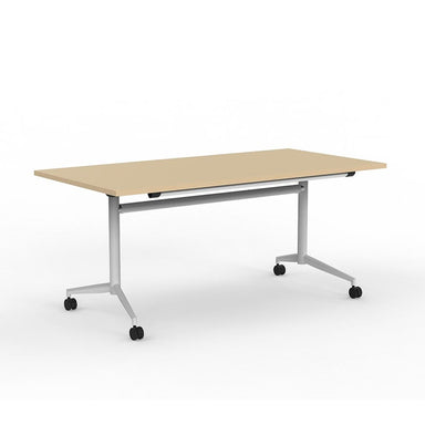 Team Flip Table 1600 White Base