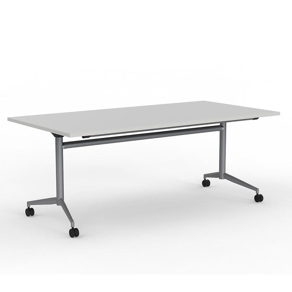 Team Flip Table 1800 Silver Base