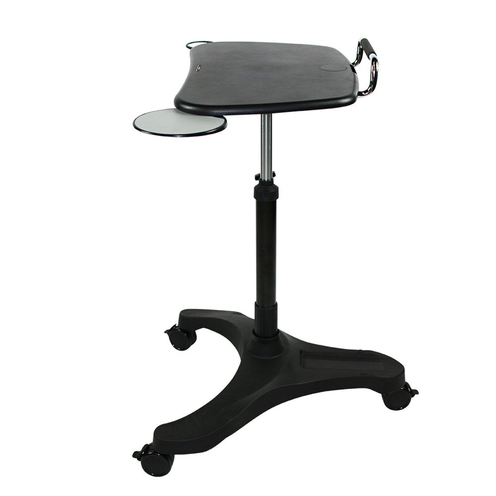 Upanatom Mobile Laptop Sit Stand Desk
