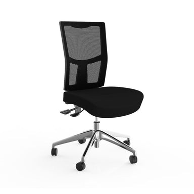 Urban Mesh Chair Alloy Base