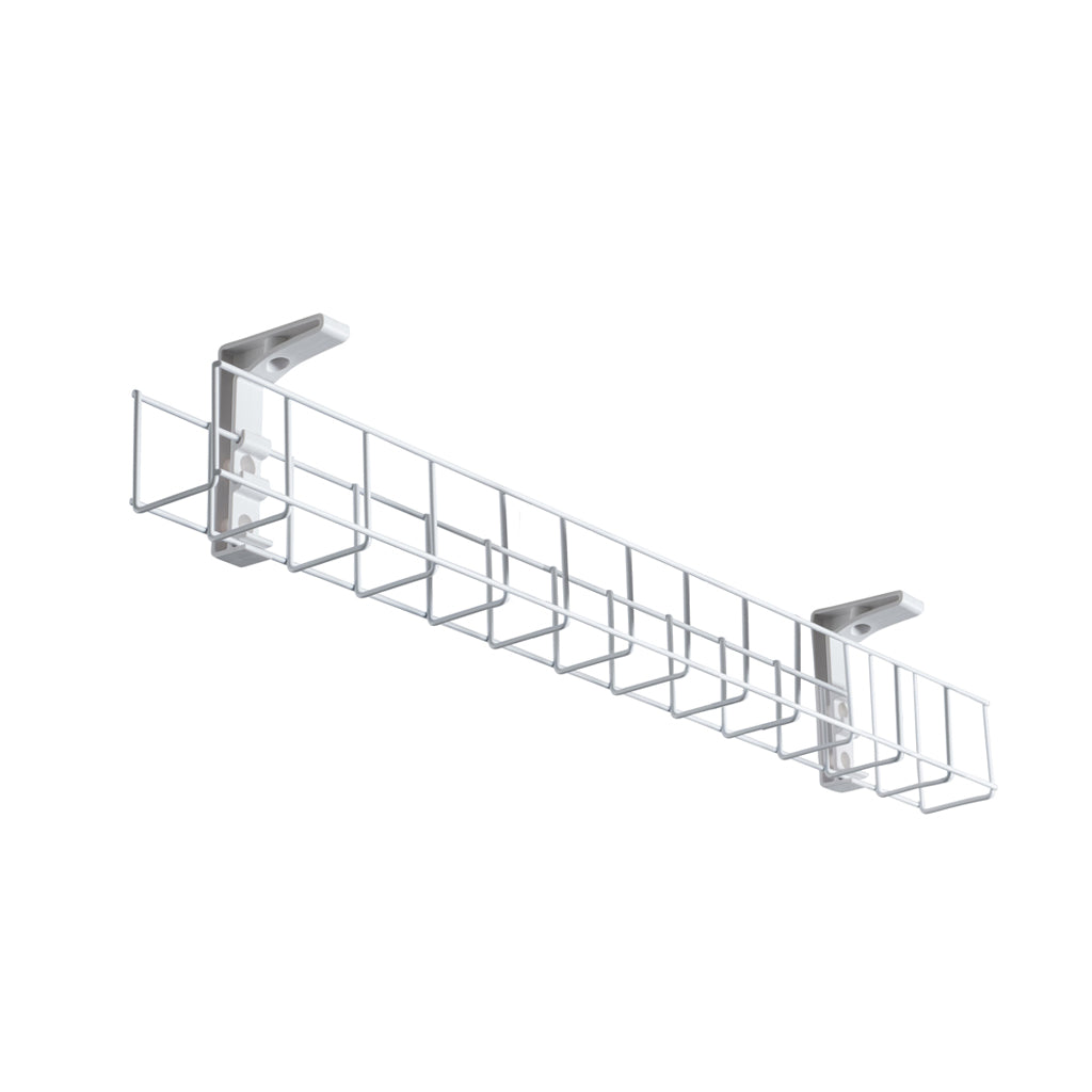 Wire Tray Single Tier 1550w for 1800 Desk