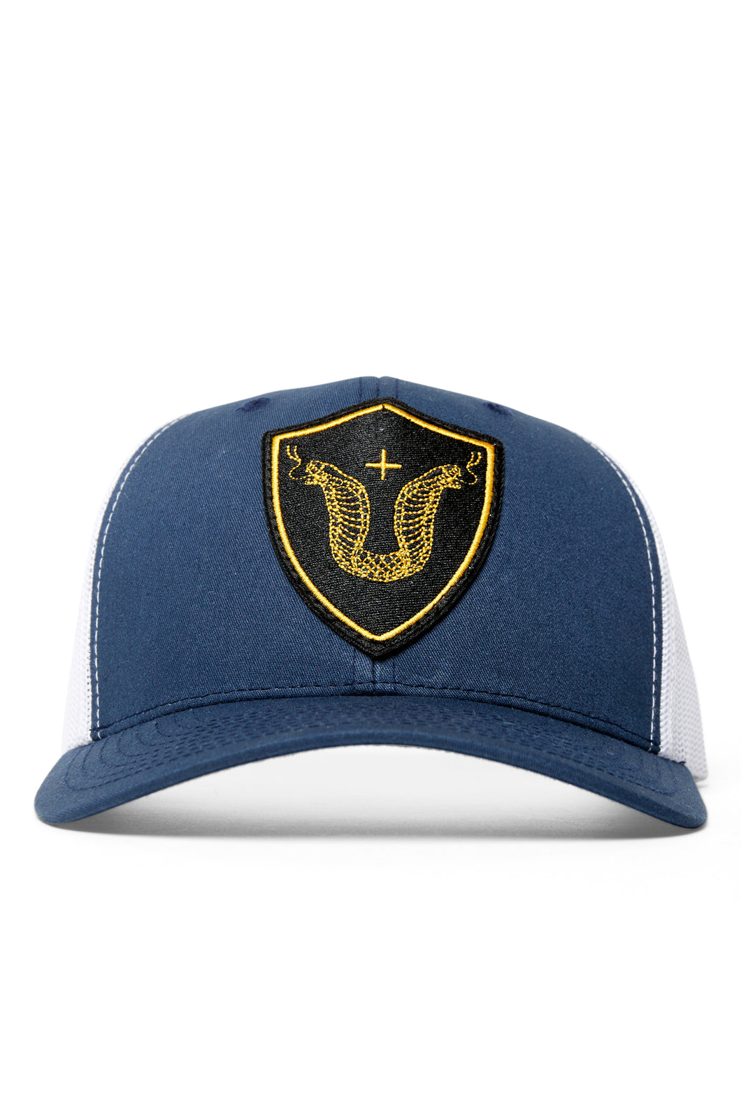 Snake Patch Trucker Hat