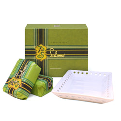 Granado Salome 2 Soap Kit & Dish