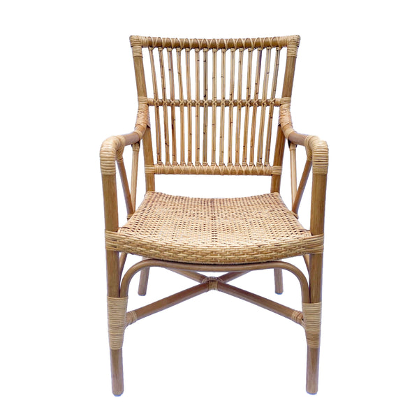 Flores Dining Chair with Arms