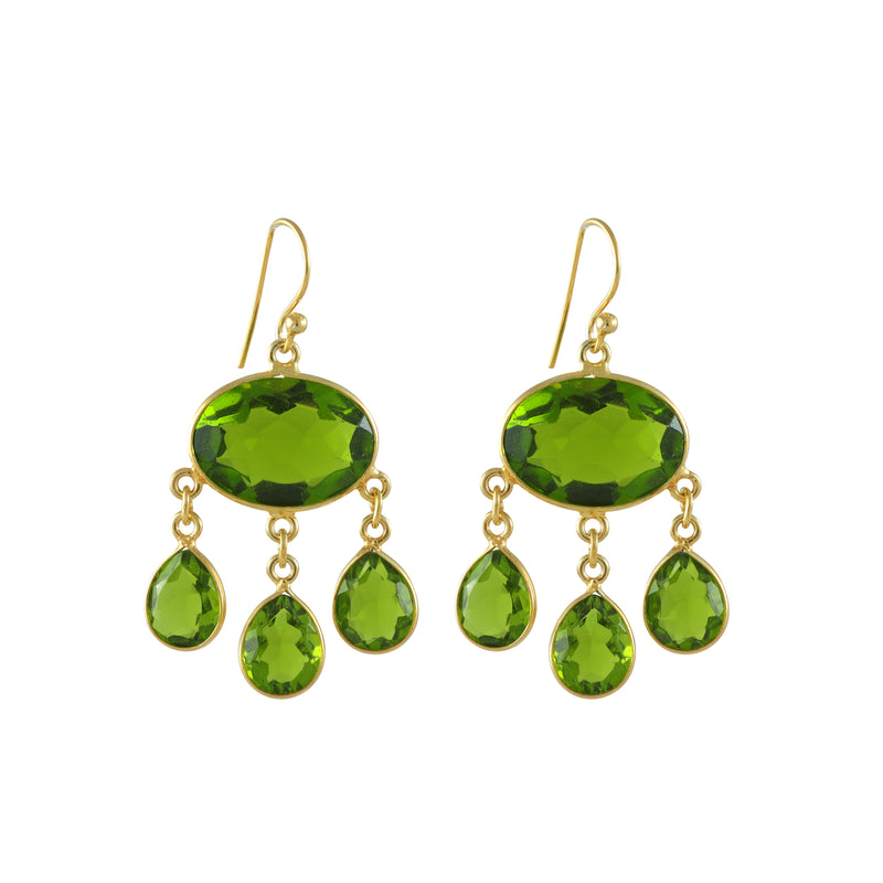 Jaya Earrings ~ Various colours