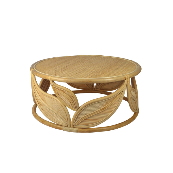 Strelitzia Rattan Coffee Table