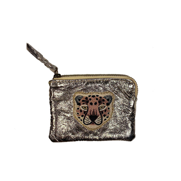 Leopard Coin Pouch