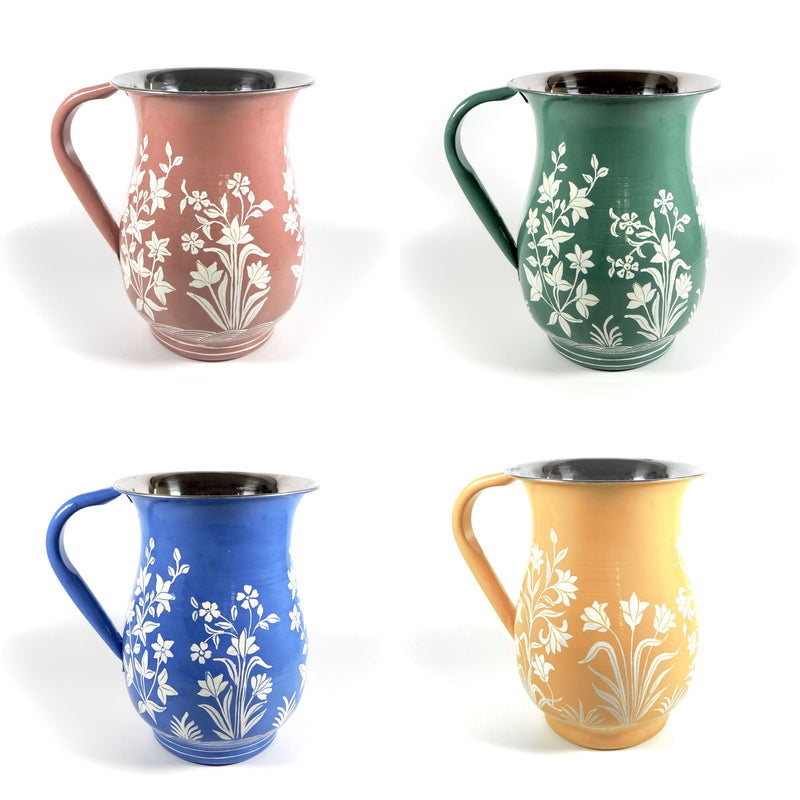 Palladio Enamel Water Jug (Various Colours)