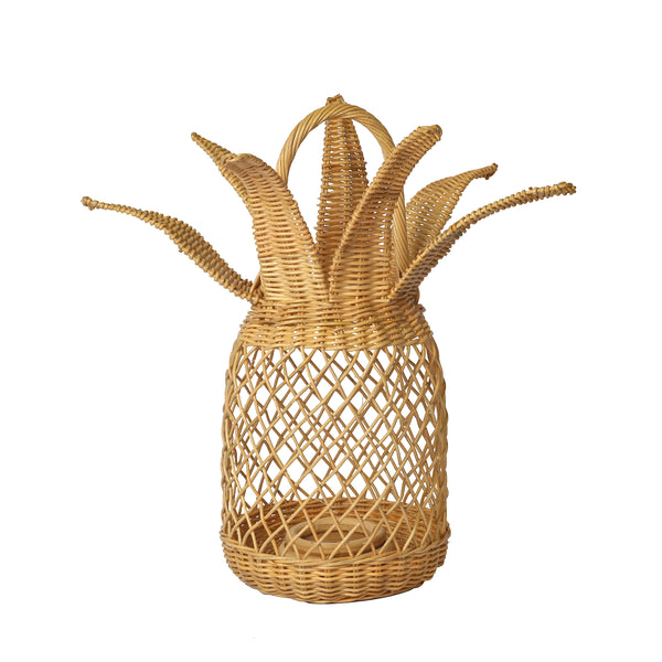 Rattan Pineapple Hurricane