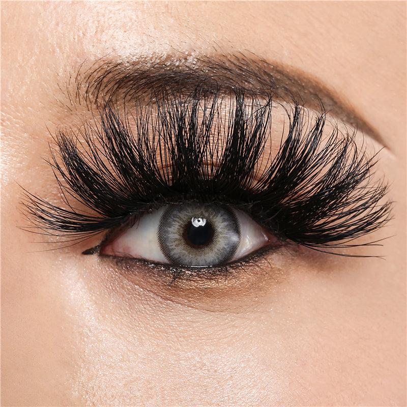 Allure - 25MM Dramatic Luxury Mink Lashes