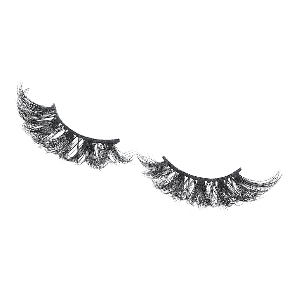 Brave - 25MM Dramatic Luxury Mink Lashes