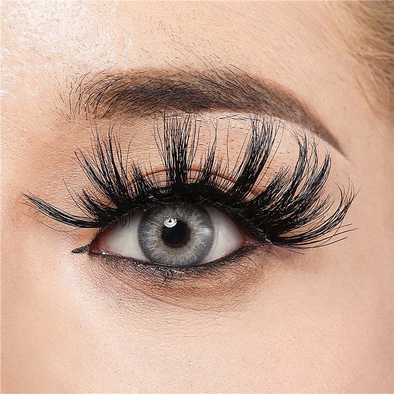 Flirty - 25MM Dramatic Luxury Mink Lashes