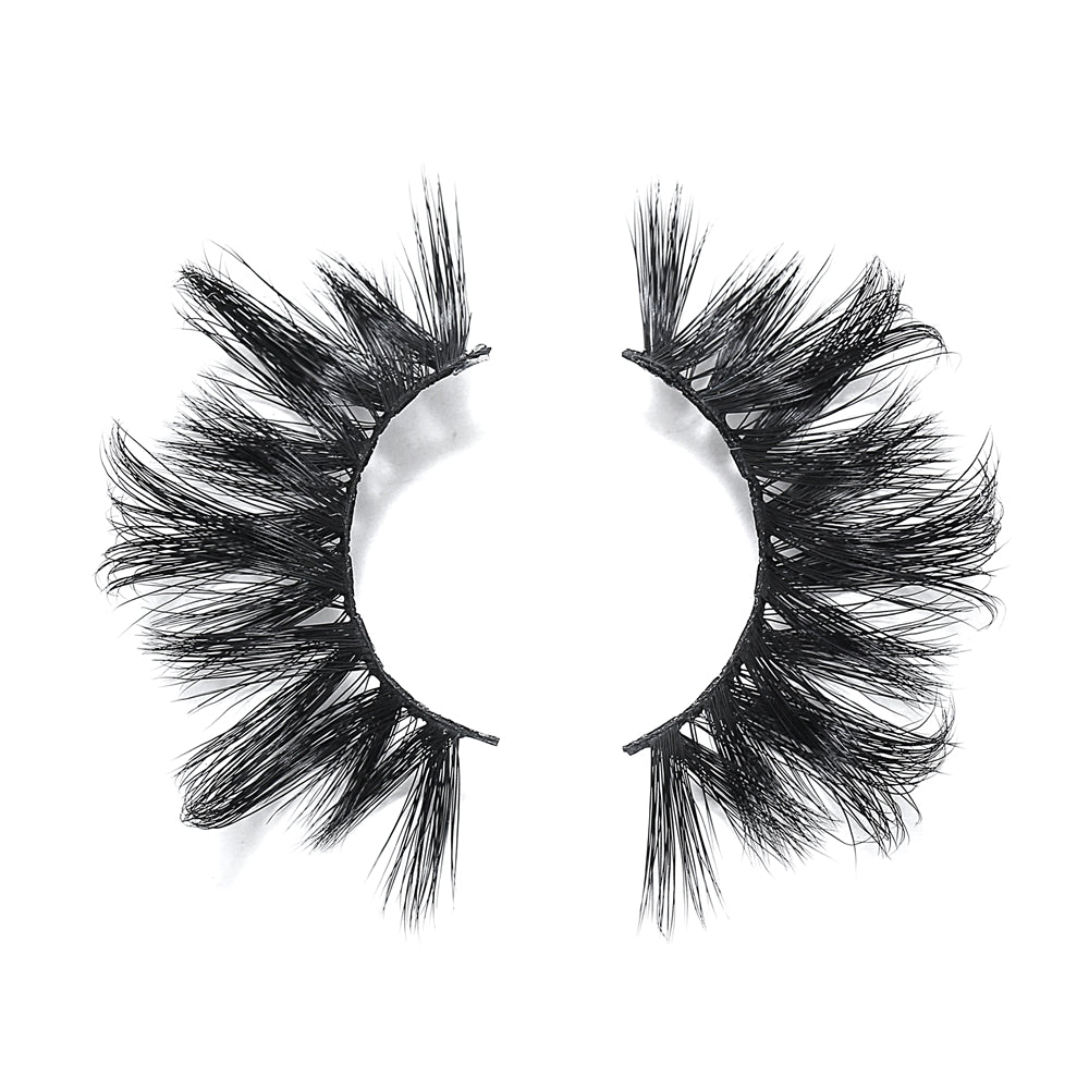 Queen - 25MM Dramatic Luxury Mink Lashes