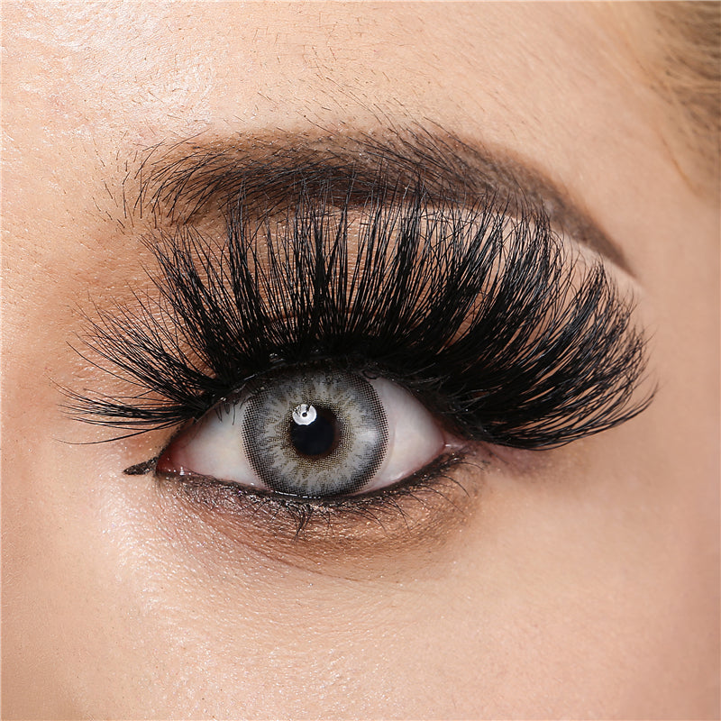 Storm - 25MM Dramatic Luxury Mink Lashes
