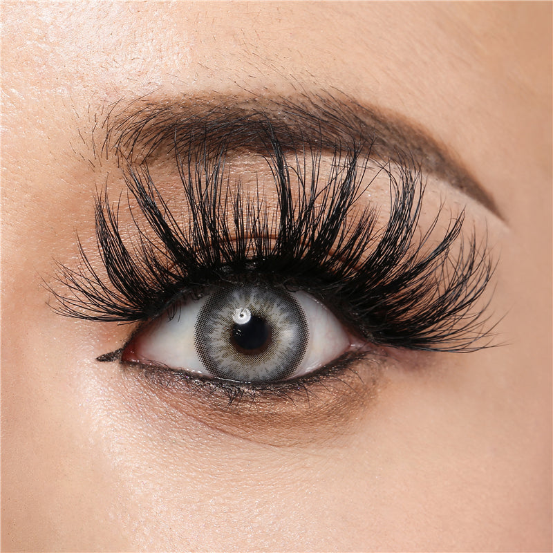 Wild - 25MM Dramatic Luxury Mink Lashes