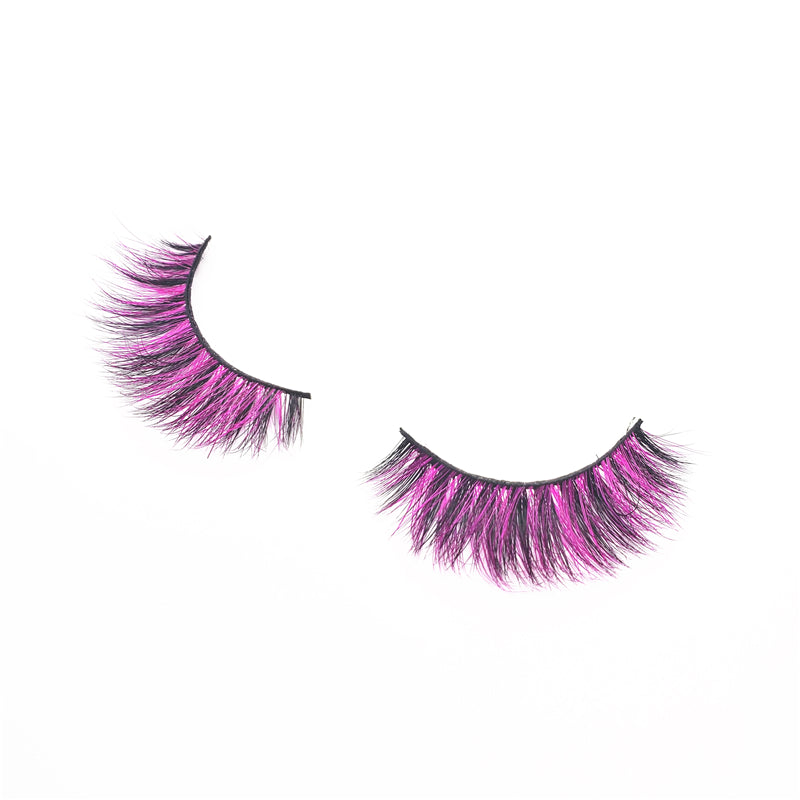 Black Star - Luxury Colored Mink Lashes