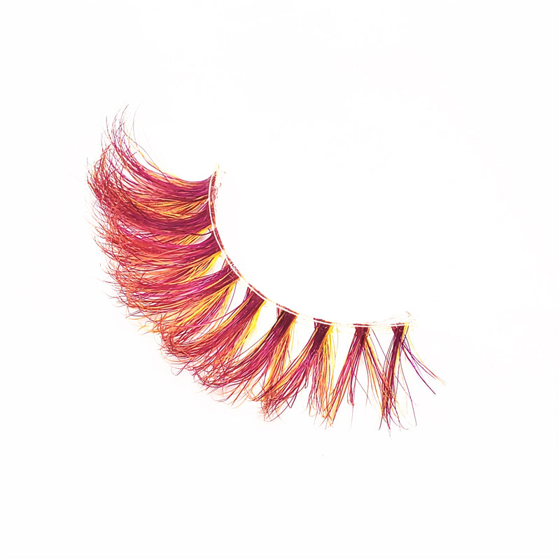 Daisy - Luxury Colored Mink Lashes