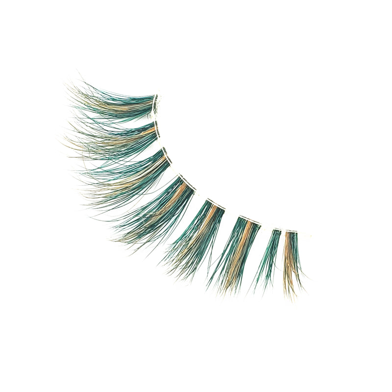 Indigo - Luxury Colored Mink Lashes