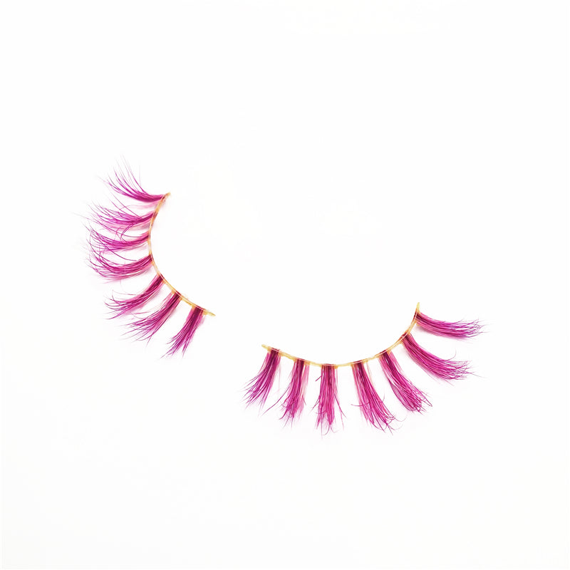 Lotus - Luxury Colored Mink Lashes
