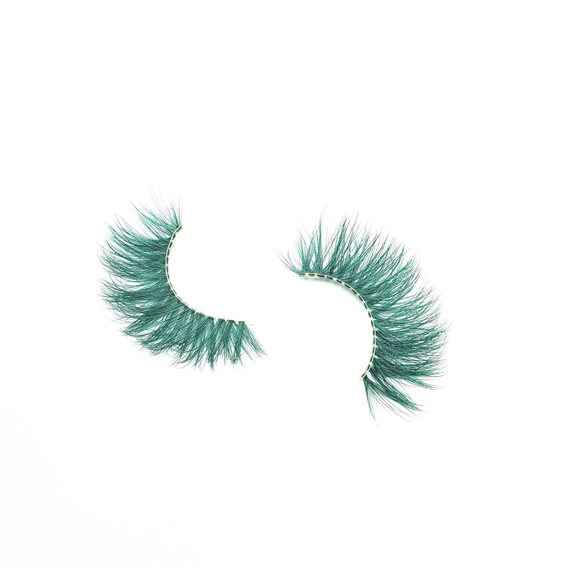 Monstera - Luxury Colored Mink Lashes