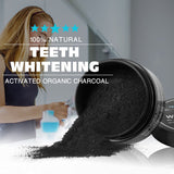 Actived Coconut Charcoal Natural Teeth Whitening Powder