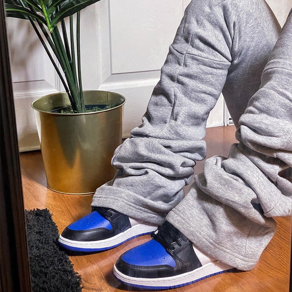 Casual Stacked Sweatpants