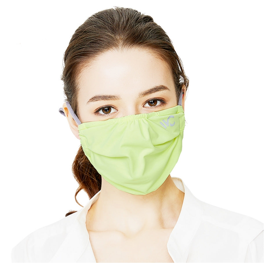 UPF50+ Cooling Reusable Face Mask