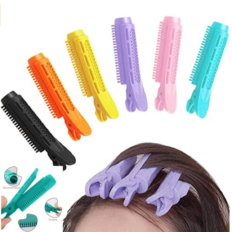 Clearance Hair Root Clips Set of 4