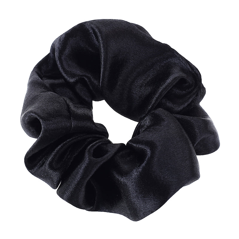 Large Soft Shiny Silky Satin Scrunchies
