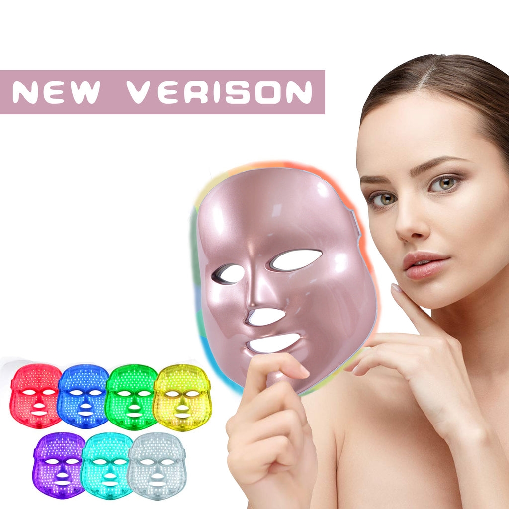 LED Skin Therapy Mask