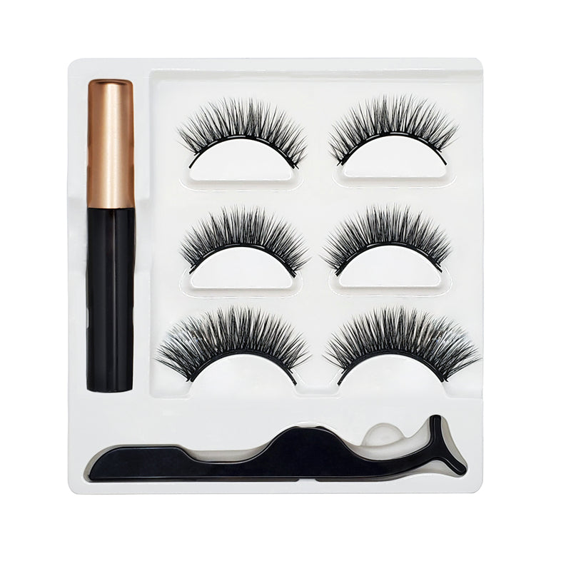 Panther - Magnetic Eyelashes Kit