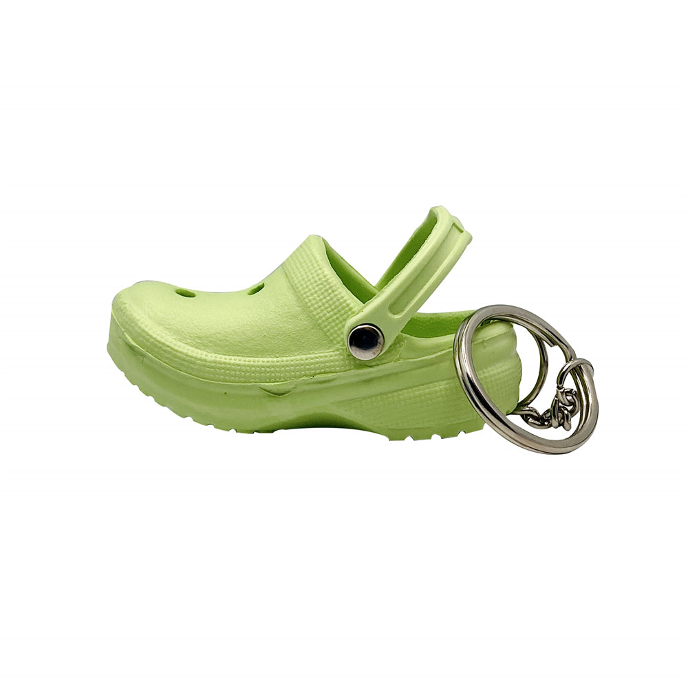 Mini Crocs Keychain