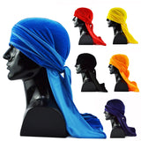 Solid Color Velvet Durag