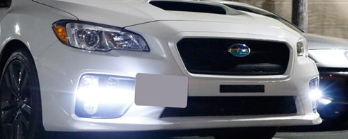 LED Daytime Running/Driving Lights