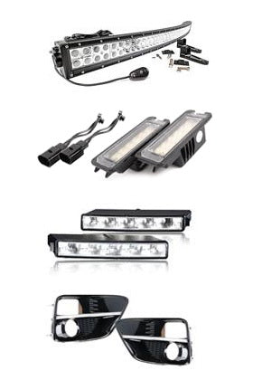 iJDMTOY LED Light Assembly
