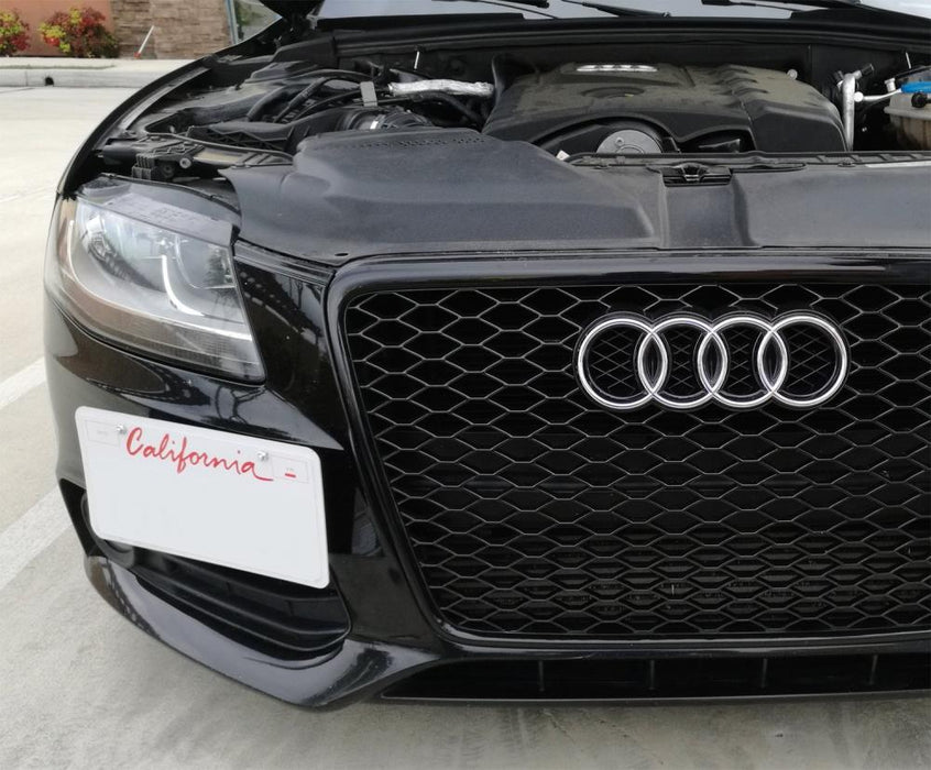 Multi Angle Tow Hook License Plate Holder 2012-2015 Audi A7  4G