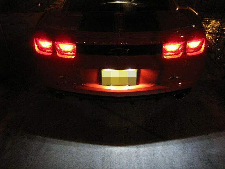 Chevy Camaro Corvette Ss Cadillac Led License Plate Lights