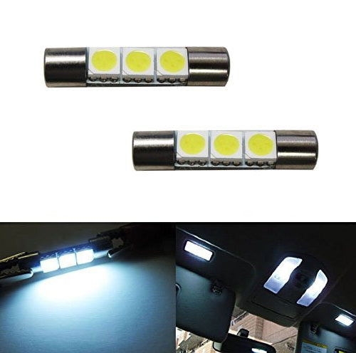 Car Dome Festoon Bulbs Replacement — Led Light IY7gbfy6v