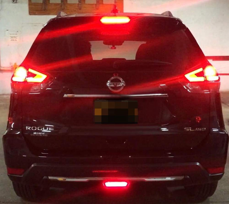 Bmw Key Fob: 11-14 Nissan Juke, 14-up Rogue LED Rear Fog Brake Light