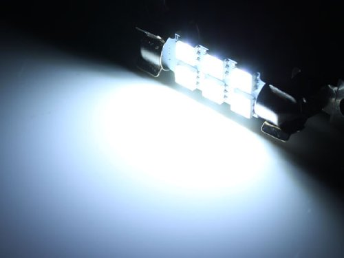 Premium SMD LED Lights Interior Package Combo for 2010-up Volkswagen MK6  Golf GTi or R32, Xenon White