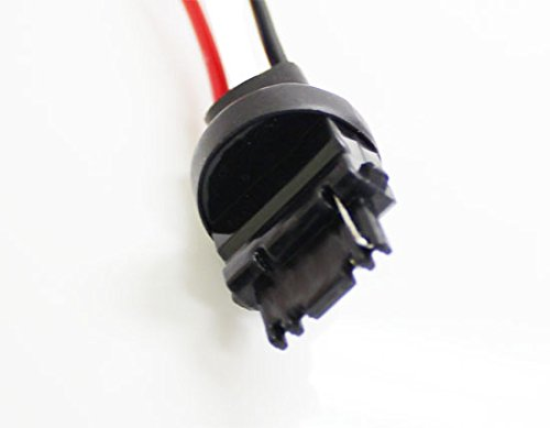 Hyper Flash Fix Error Free Wiring Adapters For 3156 3056 3356 LED Turn Signal Light Bulbs-iJDMTOY