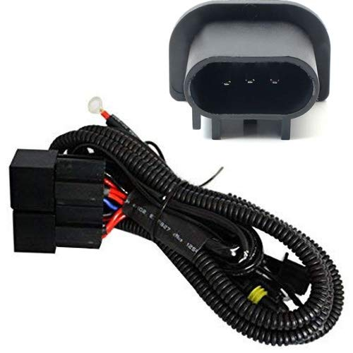 H13 To 9005 Headlight High/Low Conversion Relay Wire Harness ... H Wiring Diagram on