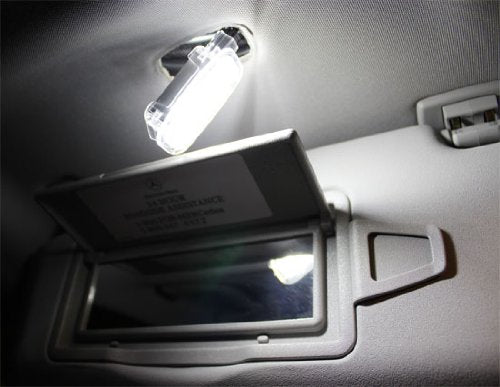 Mercedes C E S R G Ml Cl Sl Gl Glk Led Door Courtesy Light