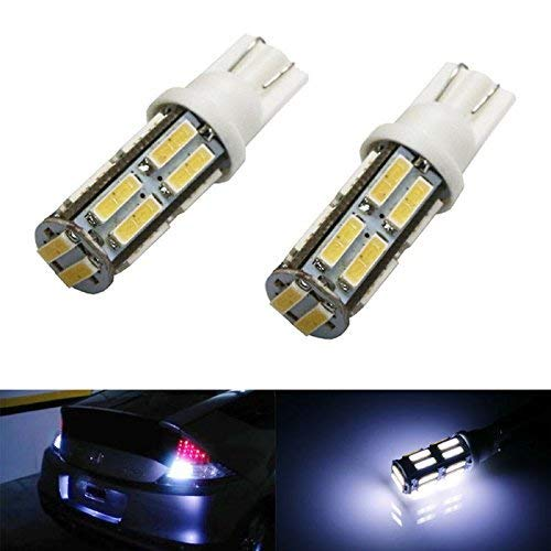 360-degee Extreme Bright 168 194 2825 W5W 912 921 18-SMD T15 LED Bulbs For Car Backup Reverse Lights-iJDMTOY